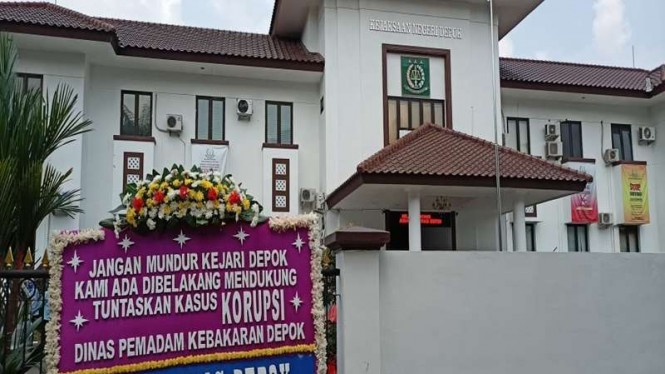 Kantor Kejaksaan Negeri Depok