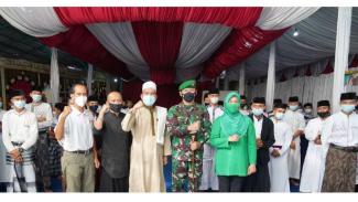 VIVA Militer: Danrem 061/SK di Ponpes An-Naba, Bogor