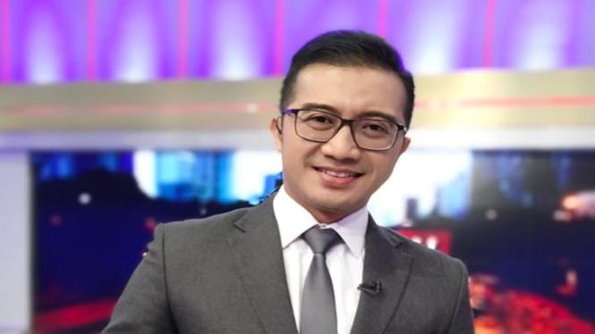Presenter tvOne M Sofyan (Foto/Dok/Pribadi)
