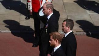 Pangeran Harry dan Pangeran William