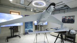 Drone Zala 421-16E5G.