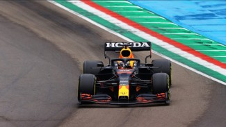 Pembalap Red Bull Racing, Max Verstappen