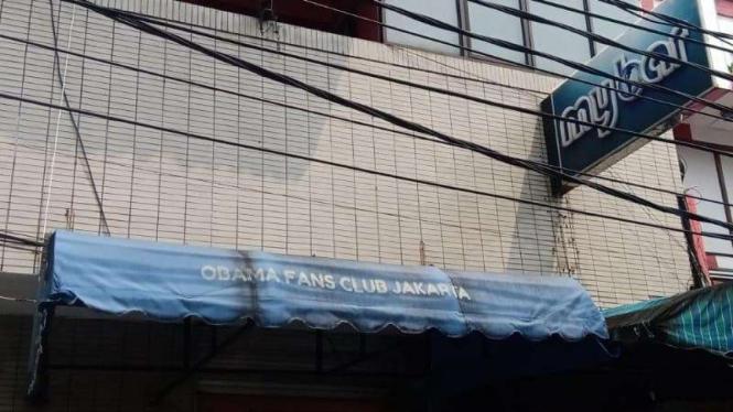 Obama Cafe Blok M lokasi tewasnya anggota Brimob dan Lukai Kopassus