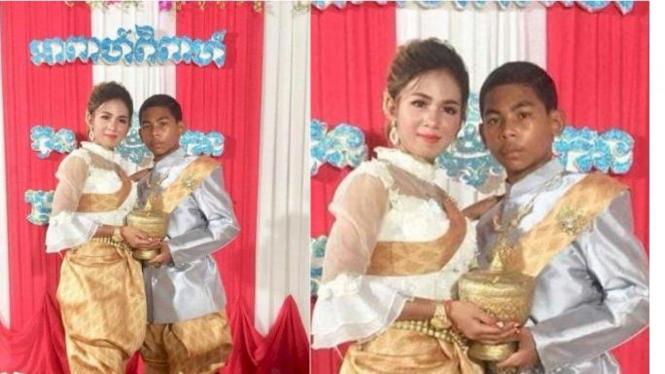 Bocah menikah
