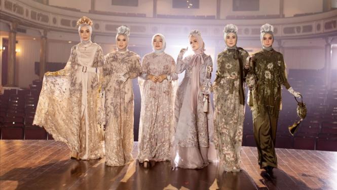 Koleksi terbaru desainer Ayu Dyah Andari