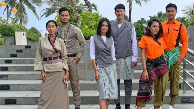 Seragam Hotel Indonesia Grup