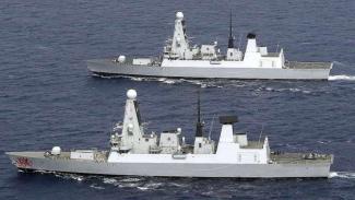 VIVA Militr: Kapal Perusak Type 045 Angkatan Laut Kerajaan Inggris (Royal Navy)