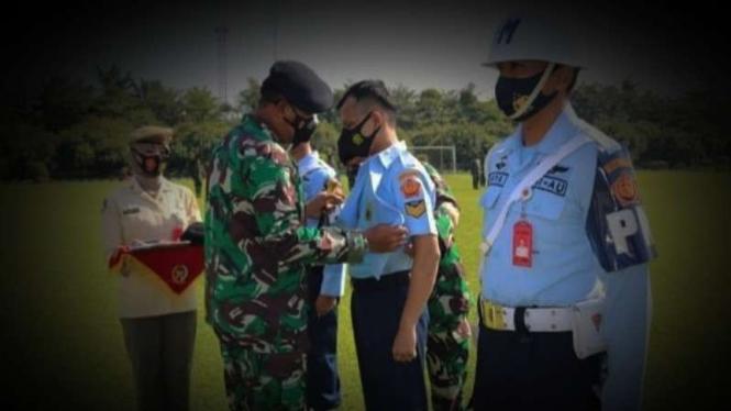 VIVA Militer: Panglima Kosekhanusnad III Marsekal Pertama TNI Esron S B Sinaga