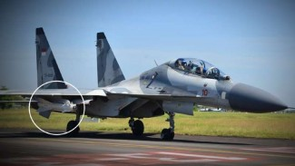 VIVA Militer: Rudal Rusia di sayap Sukhoi TNI.