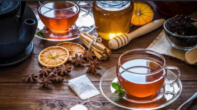 Minuman penambah imunitas