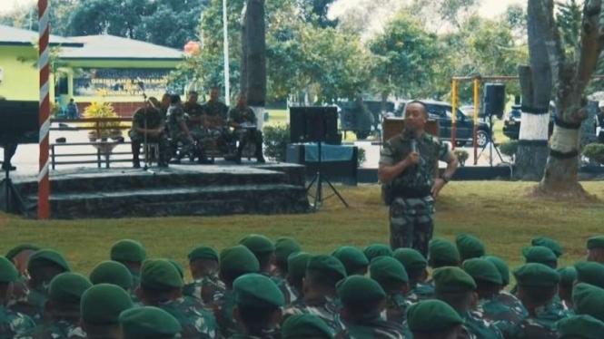 VIVA Militer: Jenderal TNI (Purn.) Mulyono saat menjadi Kasad