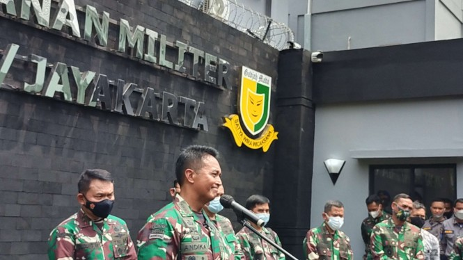 VIVA Militer: KSAD resmikan tahanan militer berbasis komputerisasi