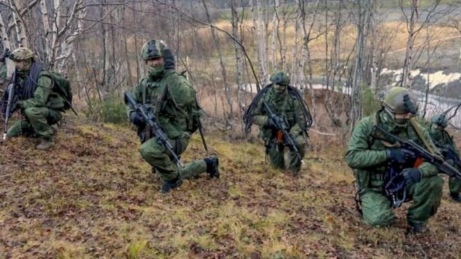 VIVA Militer: Pasukan Korps Marinir Rusia (MPR)