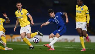 Duel Chelsea vs Brighton