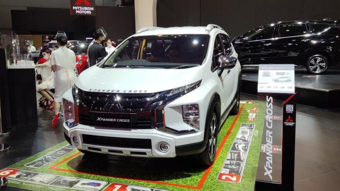 Booth Mitsubishi