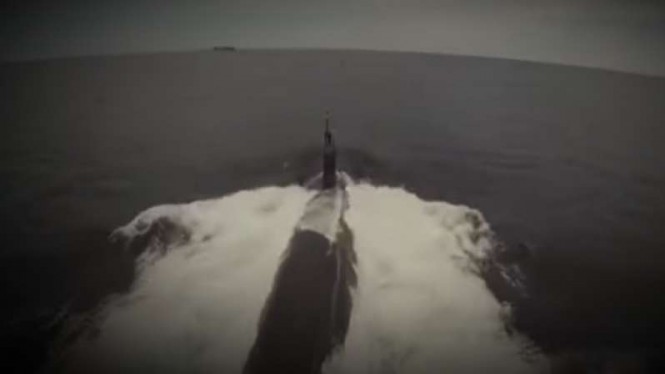 VIVA Militer: Navy Submarine.