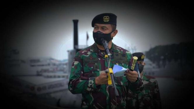 VIVA Militer: Kolonel Laut (P) Harry Setyawan