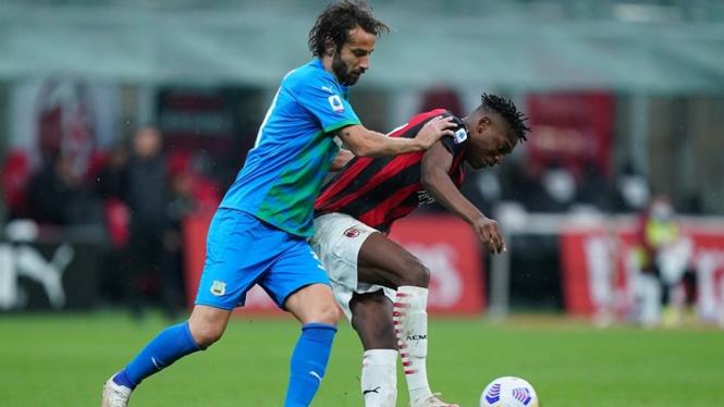 Pertandingan AC Milan vs Sassuolo