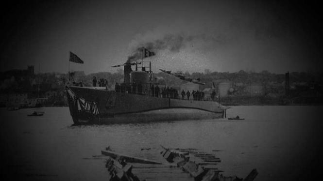 VIVA Militer: USS Shark (USS-174)