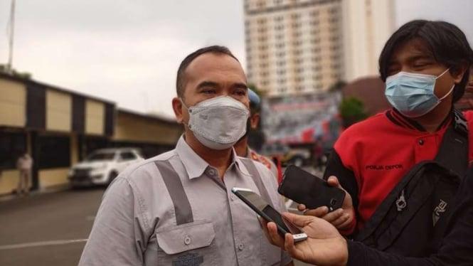 Kasat Reskrim Polres Metro Depok, Ajun Komisaris Besar Polisi I Made Bayu Sutha