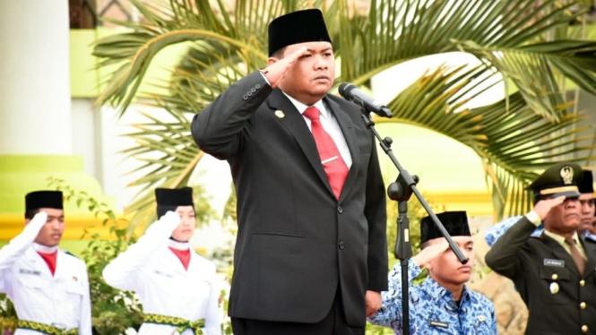 Wali Kota Tanjungbalai M. Syahrial