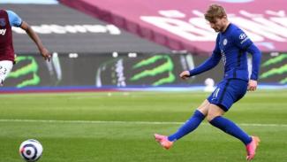 Striker Chelsea, Timo Werner.