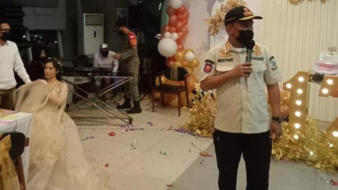 Aparat bubarkan acara ultah mirip dugem pelajar di salah satu hotel di Jambi