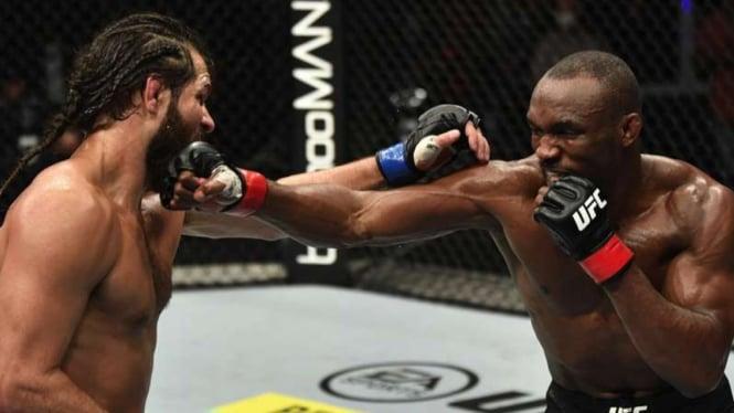 Duel antara Jorge Masvidal versus Kamaru Usman