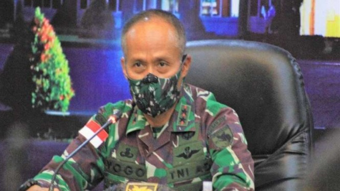 Panglima Kodam XVII/Cenderawasih, Mayor Jenderal TNI Ignatius Yogo Triyono