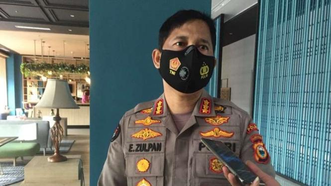 Kabid Humas Polda Sulawesi Selatan (Sulsel), Kombes Pol Endra Zulpan