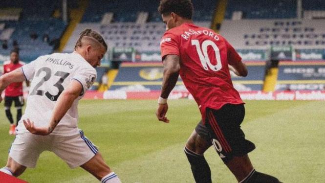 Duel Leeds United VS MU