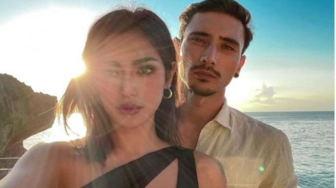 Jessica Iskandar dan Vincent Verhaag