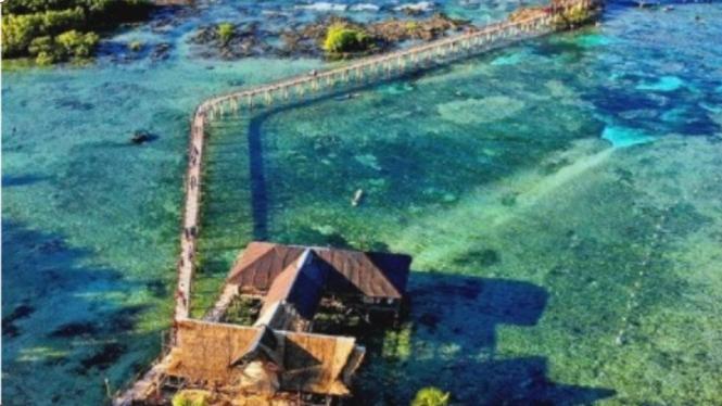 Siargao Island, Filipina