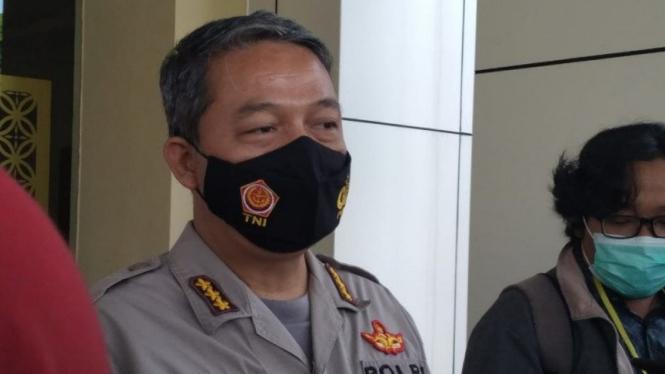 Kepala Bidang Humas Polda DIY Komisaris Besar Polisi Yuliyanto