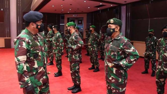 VIVA Militer: Panglima TNI Marsekal Hadi Tjahjanto