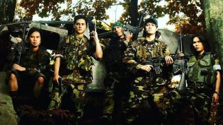 Formasi Dewa 19 pada tahun 2003