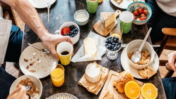 makanan yang dihindari saat sahur