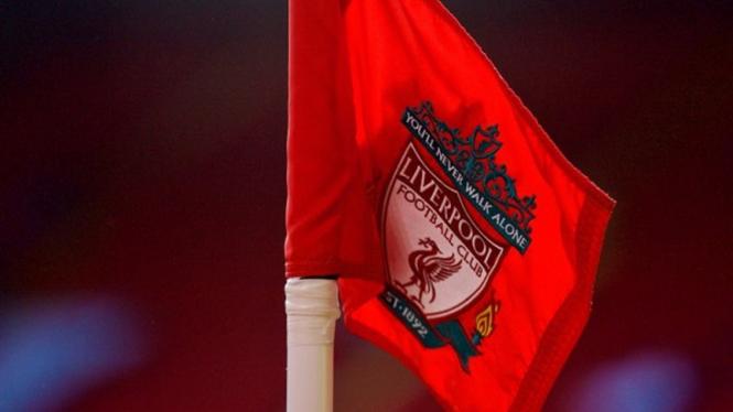 Ilustrasi logo Liverpool
