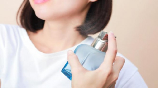tips penggunaan parfum