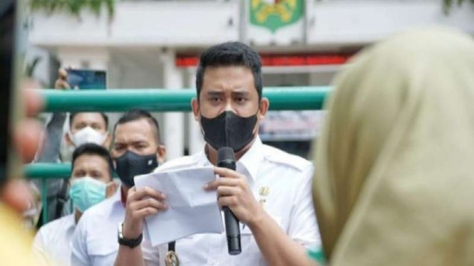 Wali Kota Medan, Muhammad Bobby Nasution