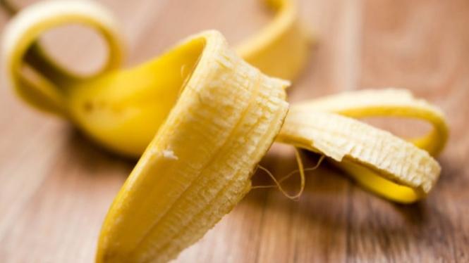 cara mengolah kulit pisang