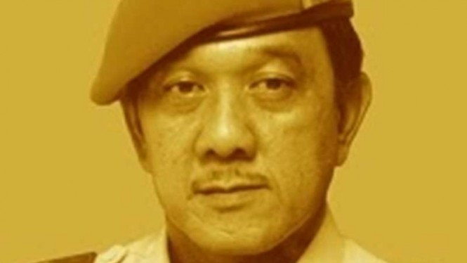 VIVA Militer: Marsekal Pertama (Marsma) TNI (Purn.) Nanok Suratno