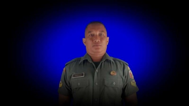 VIVA Militer: Almarhum Sertu Mashud.