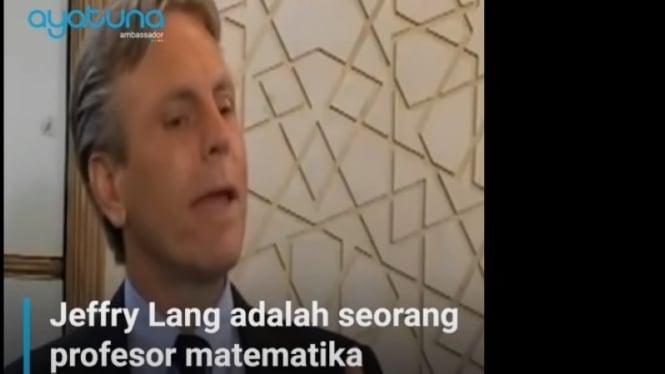 Profesor Matematika, Jeffry Lang