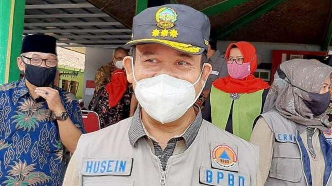 Bupati Banyumas Achmad Husein.