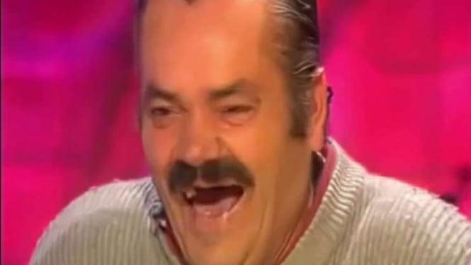 Komedian di Meme Tertawa, Juan Joya Borja Meninggal Dunia