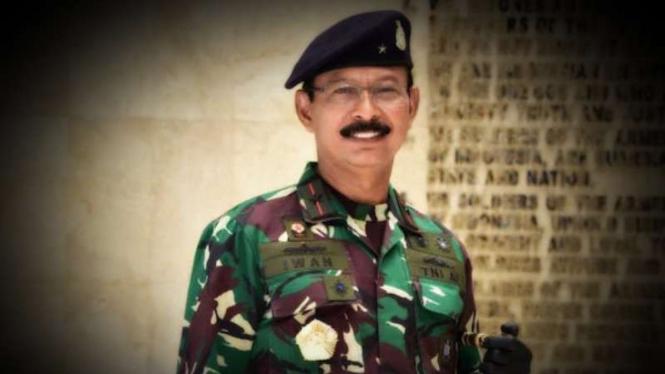 VIVA Militer: Pangkoarmada II Laksda TNI Iwan Isnuryanto