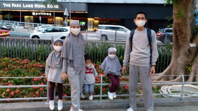 Kisah muslim di Hong Kong