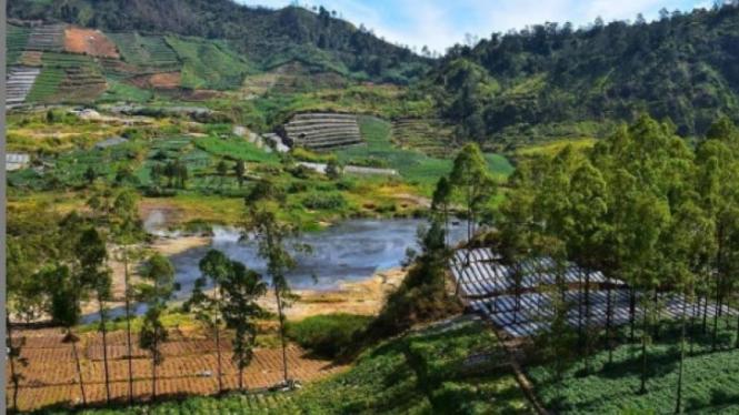 Kawah Sileri, Dieng, Jawa Tengah