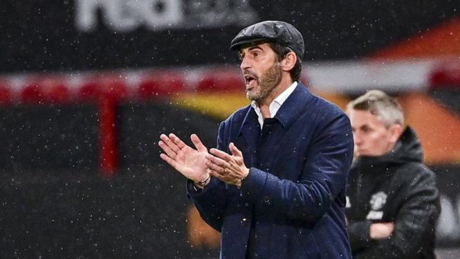 Mantan pelatih AS Roma, Paulo Fonseca